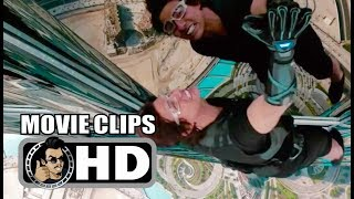 MISSION IMPOSSIBLE: GHOST PROTOCOL - 7 Movie Clips + Classic Trailer (2011) Tom Cruise, Brad Bird HD