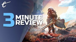 Godfall | Review in 3 Minutes (Video Game Video Review)