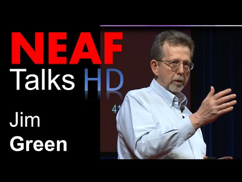 Jim Green | Worlds Seen for the First Time: Ceres & Pluto | NEAF Talks