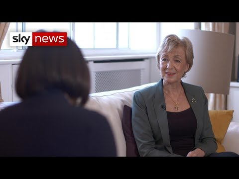 Leadsom on parliament and Brexit