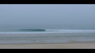 Lacanau Surf Report Vidéo - Lundi 20 novembre 8H05