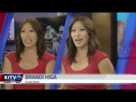 KITV 4 Island News At 6pm Open (10-3-18)