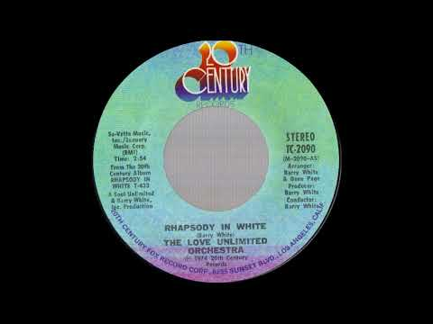 1974_334 - Love Unlimited Orchestra - Rhapsody In White - (45)