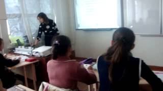 Урок математики в 5 кл.(Кодзасова А.С.).MPG
