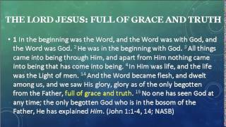 The message of salvation (only Bible verses)