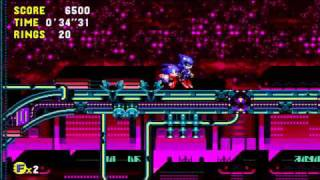 Sonic CD (2011 re-release) 3rd trailer