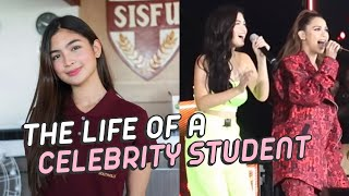 A WEEK in the life of a CELEBRITY STUDENT || Heaven Peralejo