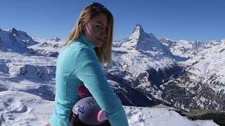 Matterhorn ski and Zermatt helicopter tour 2017 GoPro HERO5