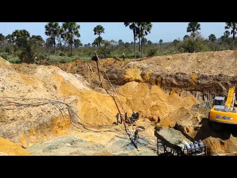 gold dredger/gold mining machine/ Sand processing machinery from China