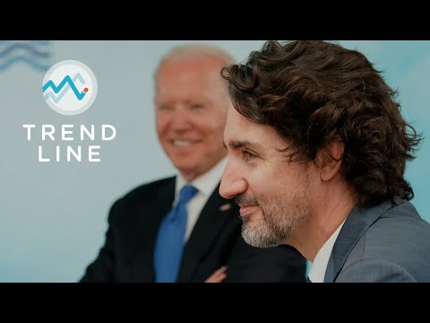 COVID-19 in Canada: How long can Trudeau keep the border closed to Americans?   TREND LINE