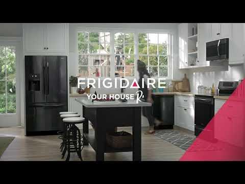 Standard TV & Appliance - Frigidaire Gallery - Black Stainless Steel