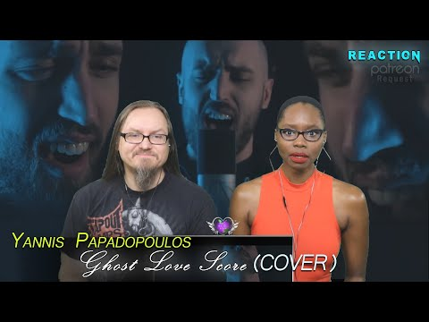Nightwish - Ghost Love Score (Yannis Papadopoulos Vocal Cover) REACTION