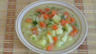 Диета после операции  Диетическое овощное рагу / Diet after surgery. Dietary vegetable stew