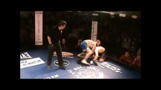 Disorderly Conduct MMA presents St. Patty's Showdown 3 Josh Gardner  vs.  Brandon Wickwire