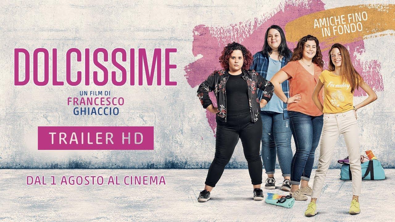 Dolcissime: Film sull'adolescenza femminile affrontata con garbo e un pizzico di ironia