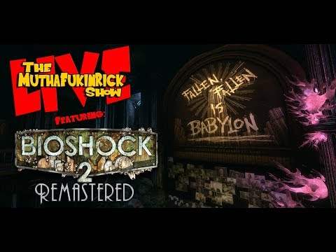 TMFRS LIVE feat: BioShock 2 • Adonis Luxury Resort/The Atlantic Express/Ryan Amusements