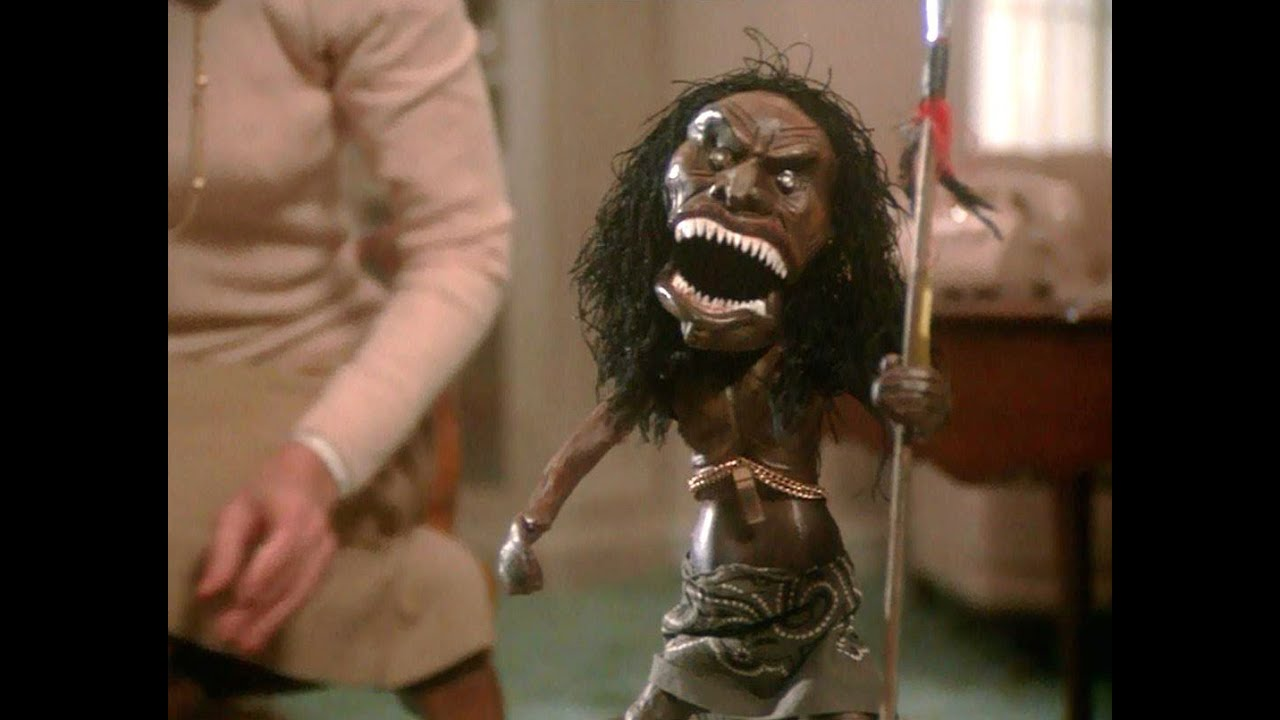 Image result for he who hunts trilogy of terror . gifs