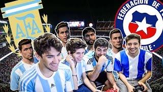 ARGENTINA vs CHILE | Copa America 2016 | PES 2016 | Previa
