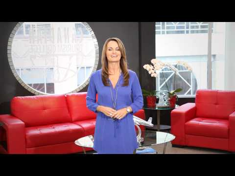 Canadian Tourism College feat. Claire Newell of Travel Best Bets  (Video 1 of 4)