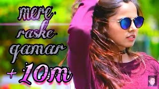 Mere Rashke Qamar female version from Rojalin sahu