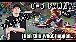 Download lagu FANNY 0 - 5 then this what happens... I'ts a PRANK!