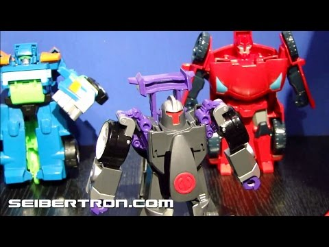 Transformers Rescue Bots Products revealed at Toy Fair 2016