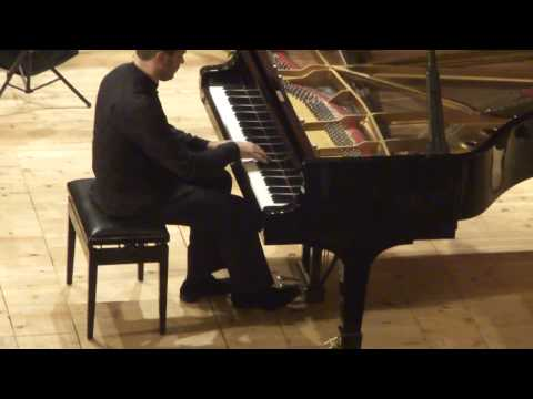 Alberto Nose - Beethoven Concerto N 5 - Live at Tbilisi - 2013 (Excerpt Mov 3 )