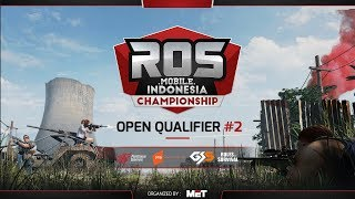 Rules of Survival Indonesia Championship - Online Qualifier 2 Day 2