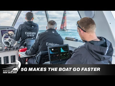Buying Time With Spark 5G on the Water