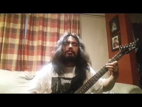Raw Black Metal Guitar Riffs Fueled With Atmosphere