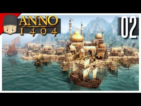 Anno 1404 Venice - Ep.02 : The Orient!