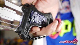 ユニクロ限定のプロトバンバンシューティングガシャットを超速でレビュー!仮面ライダーエグゼイド KAMEN RIDER  EX-AID PROTO BANG BANG SHOOTING GASHAT thumbnail