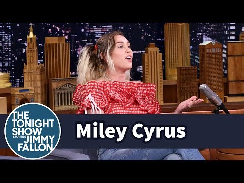 Thumbnail: Miley Cyrus Reveals Her Reasons for Quitting Weed