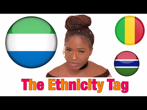 The Ethnicity Tag //   Hellen