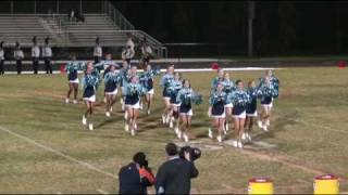 CHS Poms Homecoming show