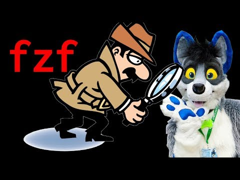 fzf: Terminal Fuzzy Finder for Linux