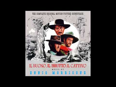 The Good, The Bad And The Ugly   Soundtrack Suite (Ennio Morricone)