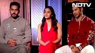 Varun Dhawan On Nepotism In Bollywood