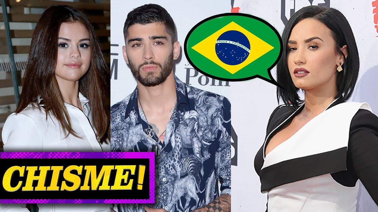 Selena Engaño a Bieber, Kendall Lesbiana, Demi Ofendió a Brasil!?