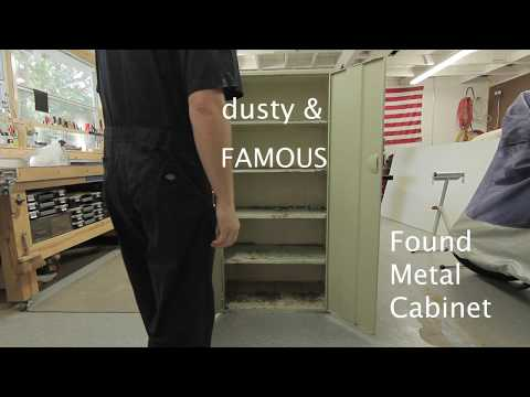 Metal Wardrobe Build with Dusty & Famous