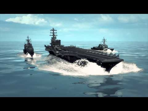 US orders aircraft carrier to Gulf
