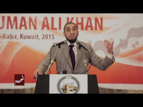 The Fall of Satan and the Rise of Adam   Nouman Ali Khan
