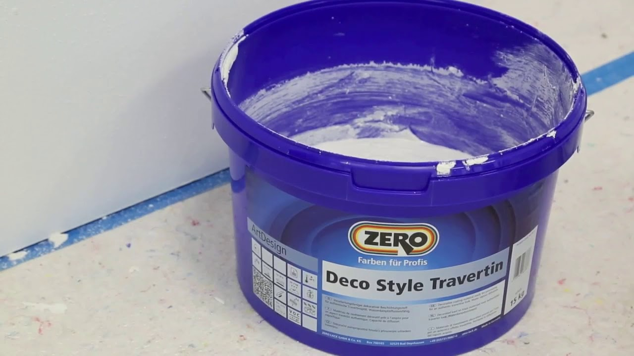 Gut gemocht ZERO Deco Style - YouTube VL67