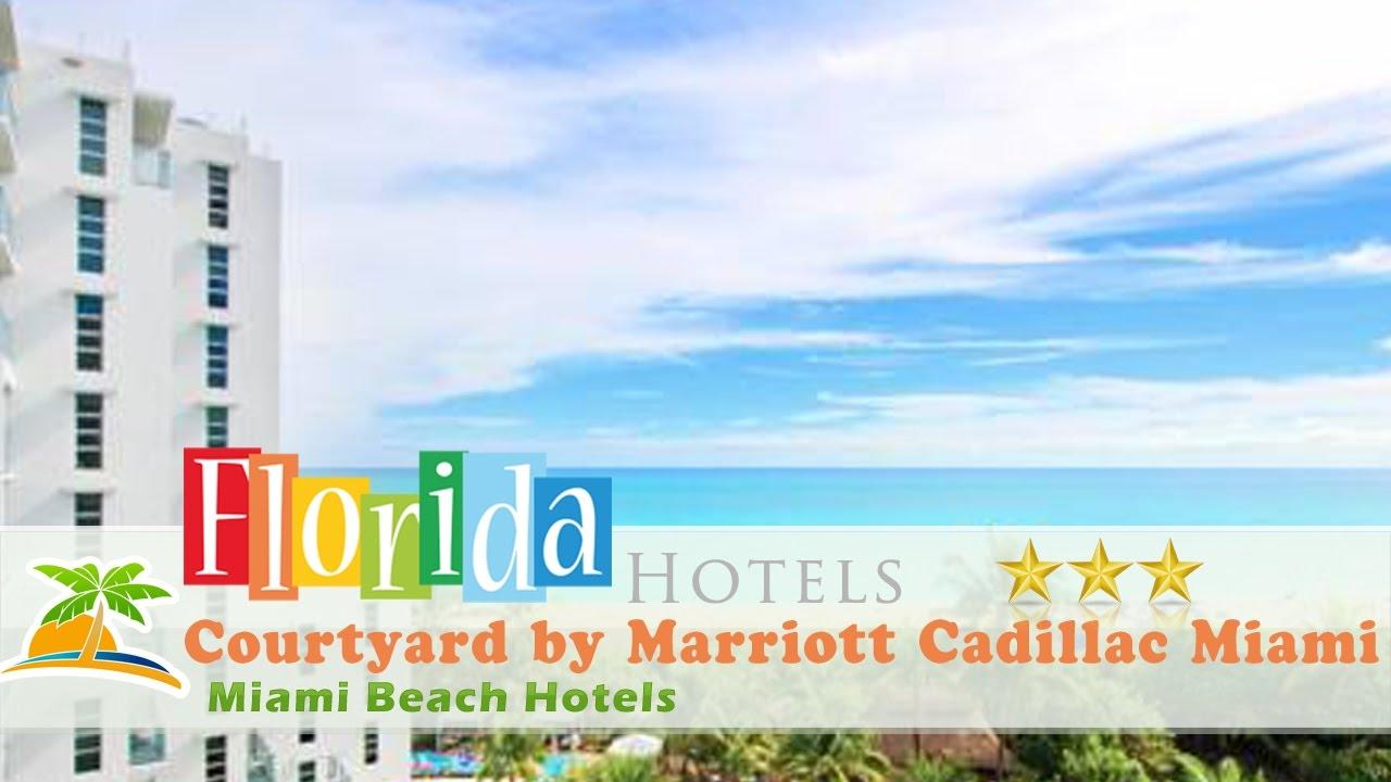 Courtyard by Marriott Cadillac Miami Beach/Oceanfront ...