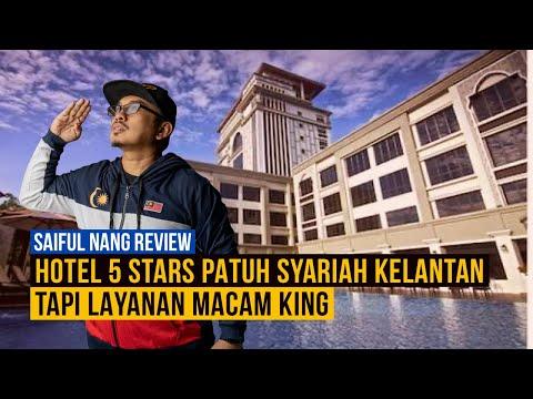 HOTEL SYARIAH COMPLIANT DI KELANTAN YANG TERBAIK LAYANANNYA!