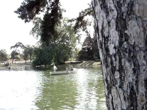 France: Pairis, Bois de Boulogne #1, 10/03/09