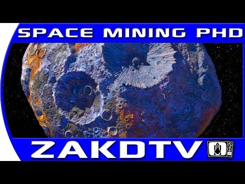 This College Offers A PHD In Space Mining