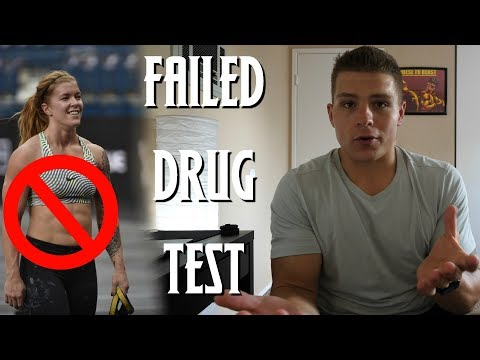 10 Athletes BANNED From The CrossFit Games.. (Steroids & CrossFit)