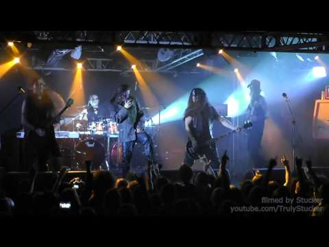 Finntroll - Eliytres (Live in St.Petersburg, Russia, 23.11.2014) FULL HD