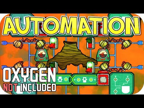 ONI AUTOMATION UPGRADE: AUTO NATURAL GAS POWER! SEASON 03 EP 5 OXYGEN NOT INCLUDED